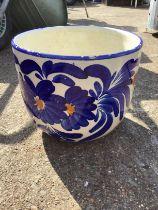 Glazed Planter