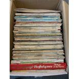 Quantity of LP Records