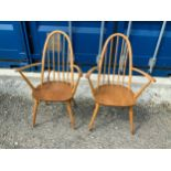 Pair of Ercol Chairs