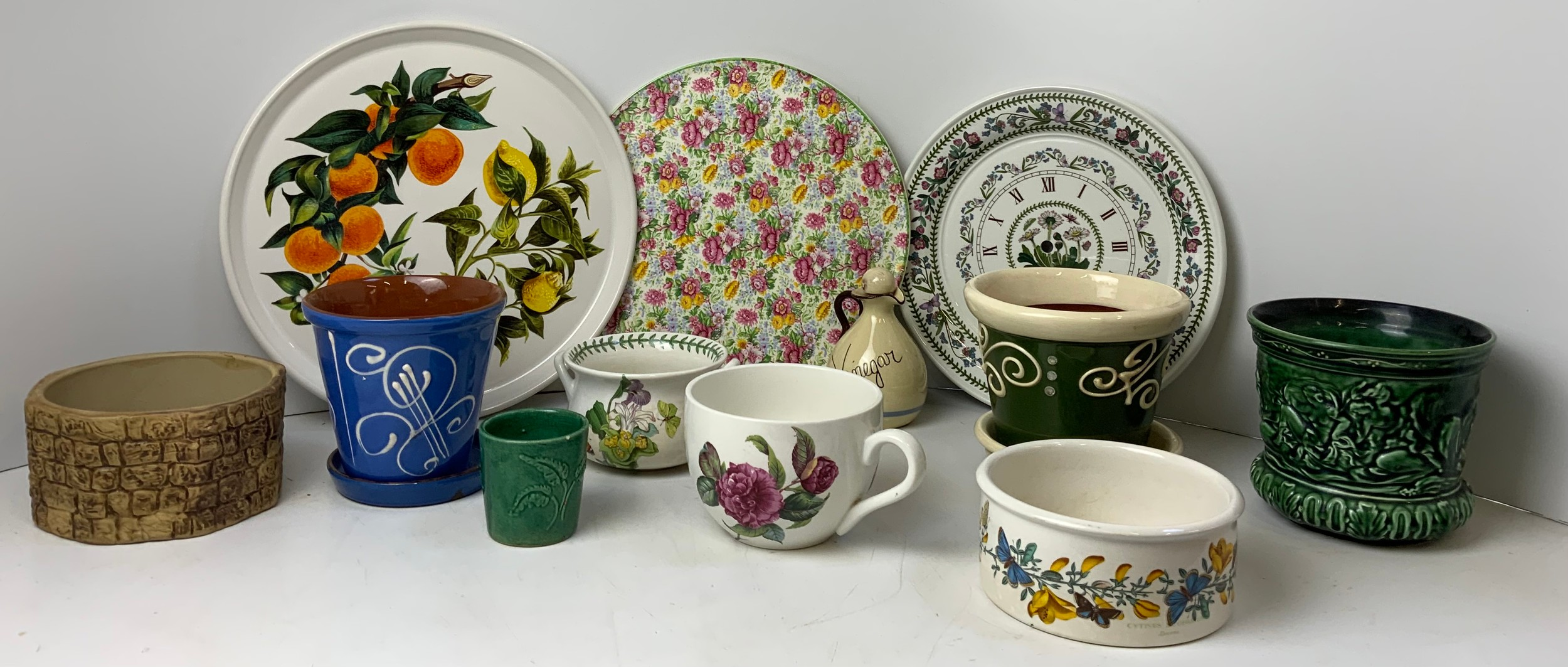 Portmeirion, Brannam and Other China