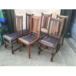 Set of 4x Chairs and Set of 2x Chairs