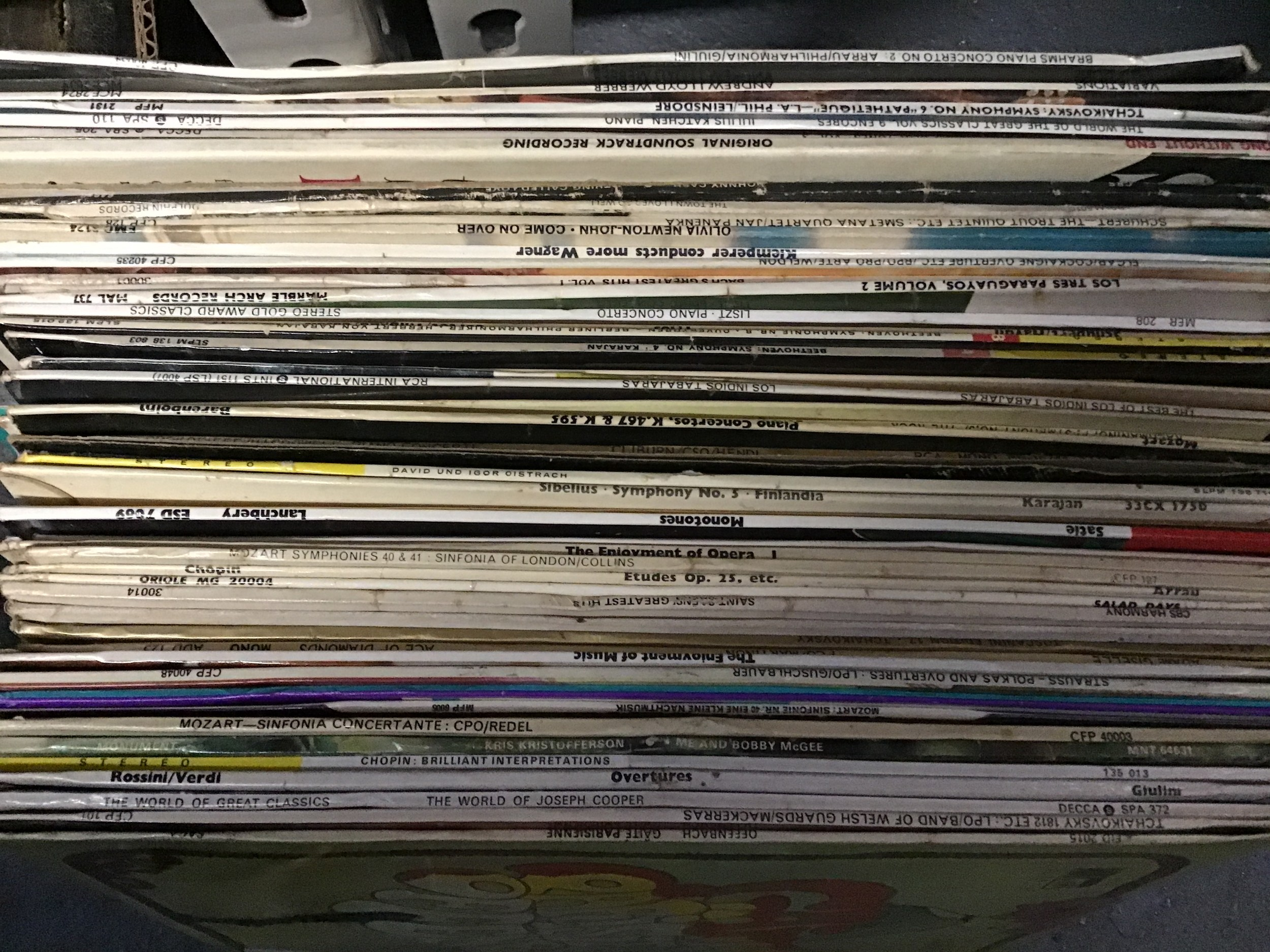 Records - LPs - Classical