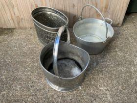 Coal Bucket etc