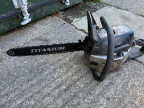 McCulloch Titanium 460 Chainsaw