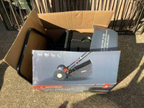 Push Mower in Box