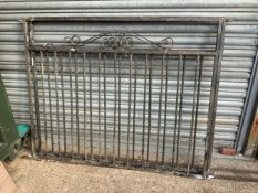 Pair of Drive Way Gates to Suit Opening Approximately 280cm