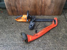Trimmer and Strimmer