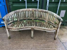 Good Quality Teak Garden Bench