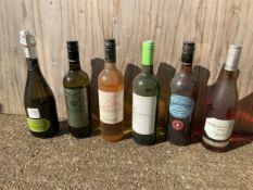 6x Bottles of Wine