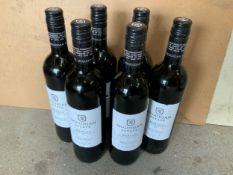 Wine - 6x Bottles of McGuigan Merlot