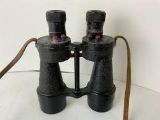 RAF U-Boat Spotting Ross Binoculars
