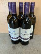 Wine - 5x Bottles of Pinot Grigio