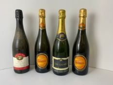 4x Bottles of Sparkling Wine/Prosecco