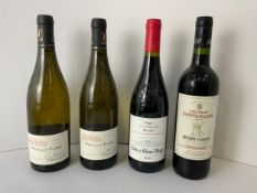 4x Bottles of Wine