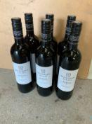 Wine - 6x Bottles of McGuigan Estate Merlot