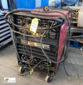 Lincoln Tig 250/250 Tig Welder, 415volts (please note this lot has a lift out fee of £5 plus vat)