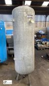 Atlas Copco Vertical Air Receiving Tank, 11bar, 500litres (please note this lot has a lift out fee