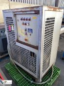 Ziegra Eis Maschinen Ice Machine (please note this lot has a lift out fee of £10 plus vat)