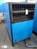 Compair Broomwade Air Compressor (spares or repairs) (please note this lot has a lift out fee of £10