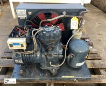 Arctic Circle C1QE-1.8-010 Refrigeration Compressor and Fan (please note this lot has a lift out fee