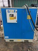 Adicomp VE37 Packaged Air Compressor, 8bar, year 2