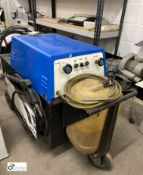 Diesel driven Steam Cleaner, with hose and lance, 240volts (LOCATION: Penistone) (please note