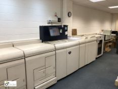 Xerox Nuvera 144EA Digital Production System, serial number 1122591170 (LOCATION: Burnley -