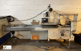 PFM30 Flow Wrapper, 45 products/min max, wrapping dimensions length 350mm, width 170mm, height