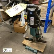 Clarke CBM Chisel Mortiser, 240volts (LOCATION: Penistone) (please note there is a lift out fee