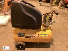 Impax IM201-24 portable receiver mounted Air Compressor (LOCATION: Wakefield) (please note there
