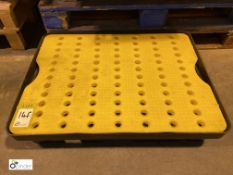 Bunded Pallet, 800mm x 600mm (LOCATION: Wakefield) (please note there is a lift out fee of £2 plus