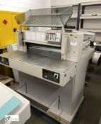 Ideal 7228-90 Guillotine, 720mm width, 415volts (LOCATION: Penistone) (please note there is a lift