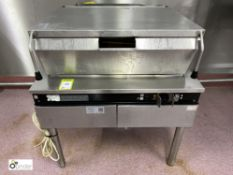 Garland F30 G-L gas fired Brat Pan with power tilt, 240volts (please note there is a lift out fee of
