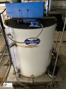 Geneglace F90H Flake Ice Ice Maker, 3.5tonnes/24hours, year 2004, fluid R404, 400volts, with 2 fan
