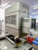 Marel MS2730 Filleting Machine, year 2013, with touch screen control, interchangeable parts and