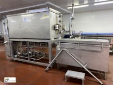 Armor Inox Thermix Water Cooking/Chilling System, year 2010, serial number AF10050048 (please note