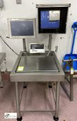 Bizerba Digital Weigh Station, with iS70 type 2.0 terminal and label printer (please note there is a