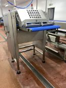Baader BA240-510 twin lane Salmon Skinner, year 2019, serial number 4902400036, 415volts and 2 spare