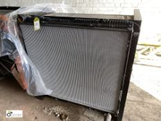 Scania KMK stand mounted Radiator (test use only) (1769997) U2857002 (LOCATION: Boston Spa)