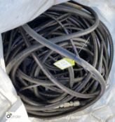 Quantity flame-resistant hydraulic Hose to bag (LOCATION: Boston Spa)