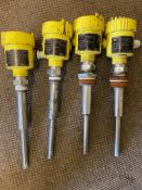 4 Vegavib 63 Vibratory Level Switches, Atex compli