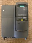 Siemens Micromaster 430 Inverter Drive (LOCATION: