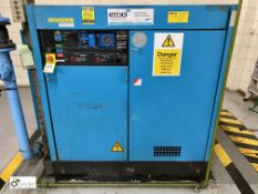 Compair Type 6100 Packaged Air Compressor, Serial