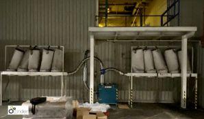 Lambert Engineering Dust Extraction System compris