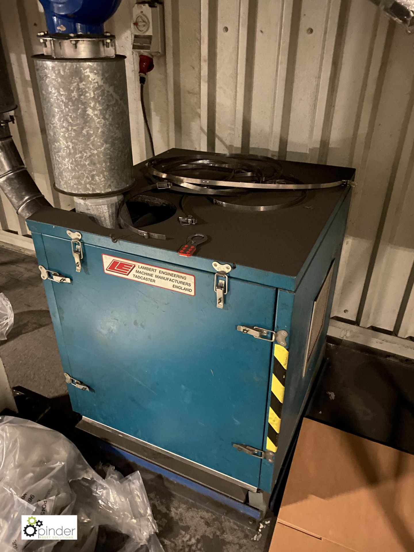 Lambert Engineering Dust Extraction System compris - Image 5 of 7