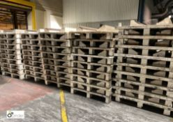 18 wooden Coil Pallets, 1400mm (please note there