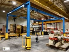 Peter Cassidy Overhead Lifting Installation, 500kg