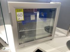 Tefcold UF50G counter top Freezer, 240volts, with key (located in Restaurant)