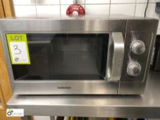 Samsung CM1099 Commercial Microwave Oven (located in Kitchen)