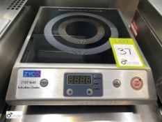 Zyco IC270 Induction Hob, 2700w, 240volts (located in Restaurant)